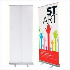 Retractable Roll Up Stands