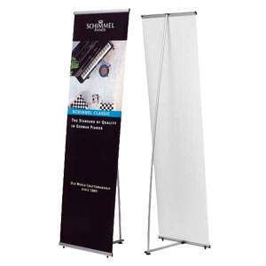 Quick Banner Stands