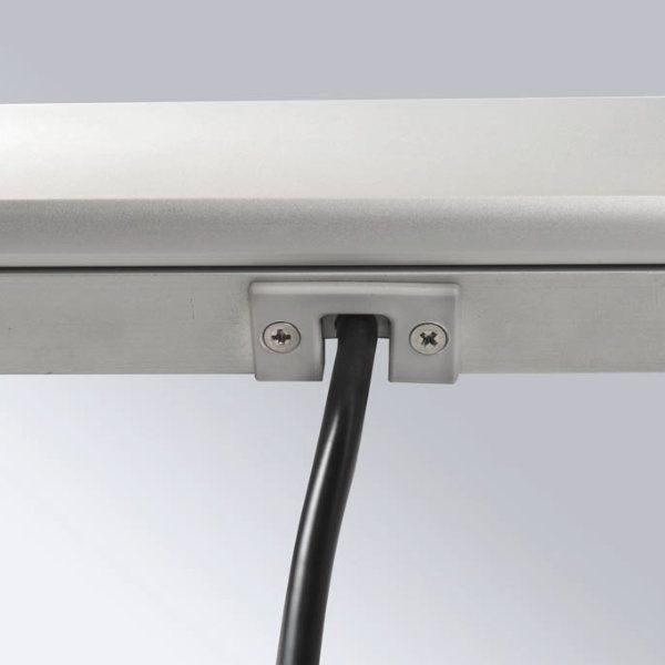 "30"" x 40"" Lockable Weatherproof Smart LED Light Box 1.38"" Profile"