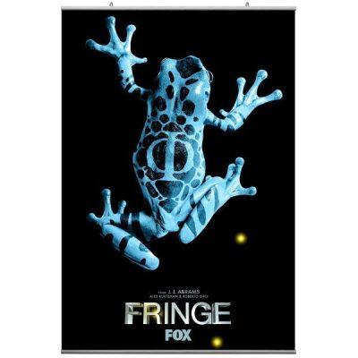 "48"" Poster Fast & Hanger Set - 0.83 inch Silver Aluminum Profile"
