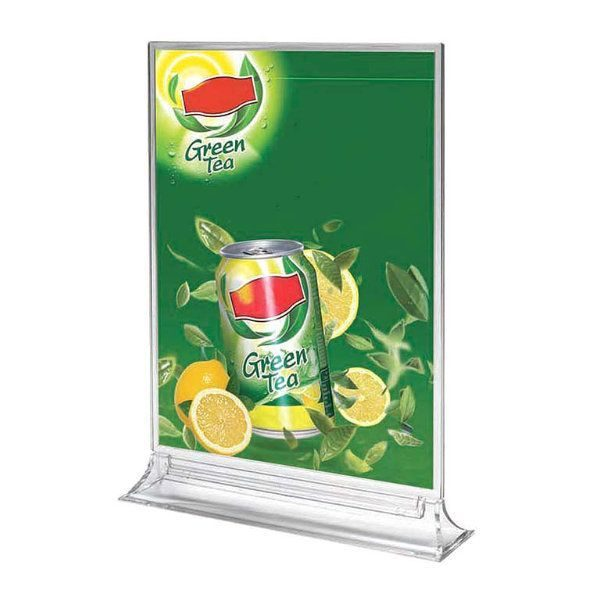 "5""w x 7""h Upright Leaflet & Sign Holder"