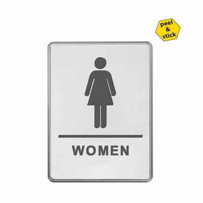 6-x-8-restroom-sign-for-woman-with-braille-aluminum (1)