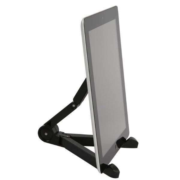 "7""- 10"" Tablet Stand Fit for iPad/iPad 2 & Tablets PC, Black"