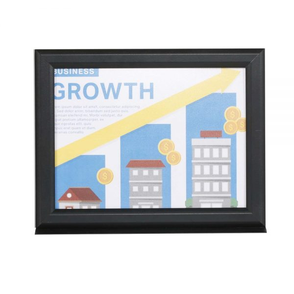 8-5x11-counter-slide-in-frame-black-mitred-profile-double-sided (1)