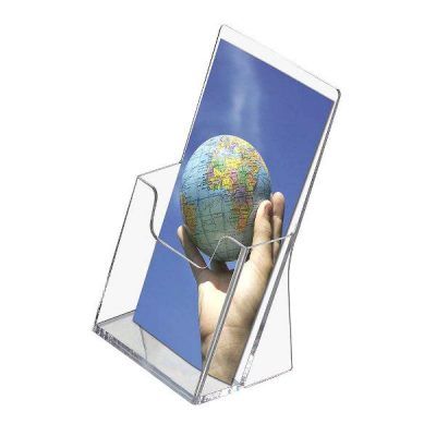 "Brochure - Leaflet Holder 3.9""w x 8.2""h 1 Pocket"