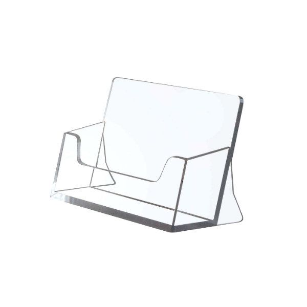 Business card holders displays market business card holder clear colourmoves