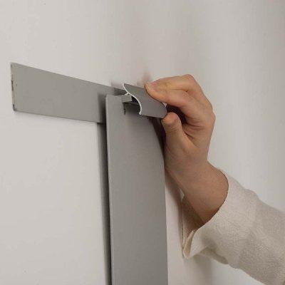 Clip Board Grey, For 8.5