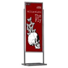 Eco Floor Poster Stands