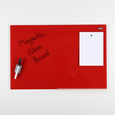 magnetic-glass-board-red-15-75-x-23-63-with-a-pen-4-magnetic-pins (2)
