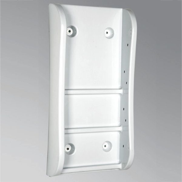 """Prime Wall Unit 3 Tiers, for 8.5"""" X 11"""" Graphics White"""