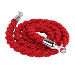 Q Rope Red Color Only Rope