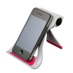 "Universal Compact Counter Tablet Stand 7"" to 10"" for Tablets & Phones"
