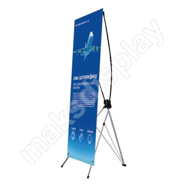 """X Banner Stand 23.62"""" x 70.86"""""""