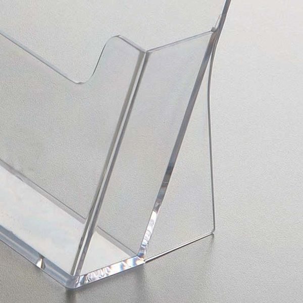 "Countertop Brochure & Leaflet Holder 5.5""w x 8.5""h"