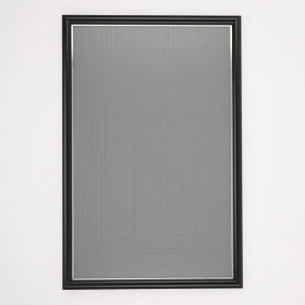 "0.59"" Black profile Snap Frame 11""x14"" packed by 10"