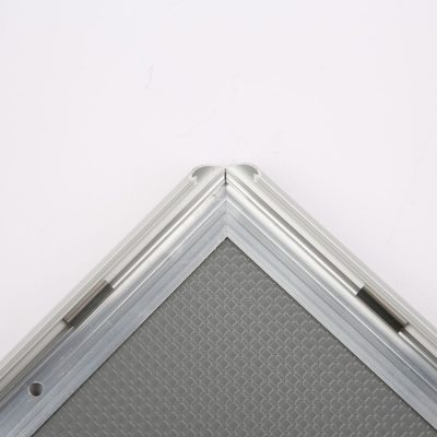 0.59 Snap Frame, mitred, 18x24, silver-2