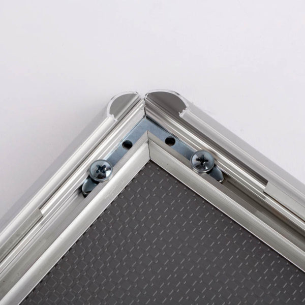"""1"""" Silver profile Snap frame 11""""x14"""" packed by 10"""
