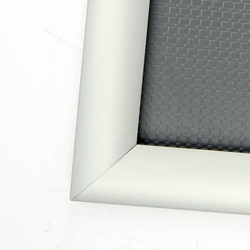 1 silver snap frame frame 27 39 39 x 40 39 39. Black Bedroom Furniture Sets. Home Design Ideas