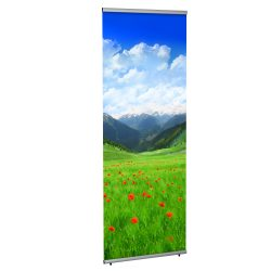 "Adjustable Quick Banner 74.81"" x 31.5"""
