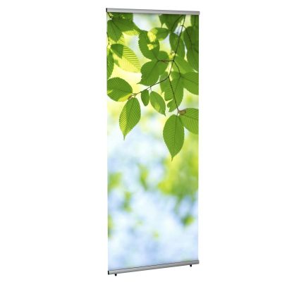 "Adjustable Quick Banner 74.81"" x 35.4""'"
