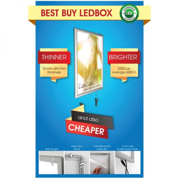 Best Buy Led Box