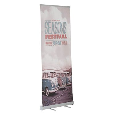 "Eco Roll Banner 39,37"" x 78,74"""