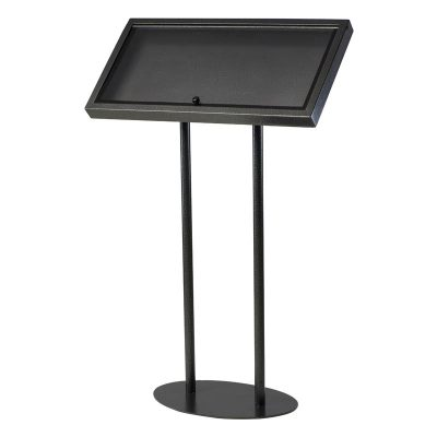 Outdoor Restaurant Menu Stand