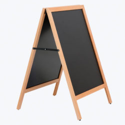 """Wood A Frame for Outdoor 23.6""""x30.7"""""""