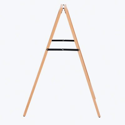 Wood A Frame for Outdoor 23.6