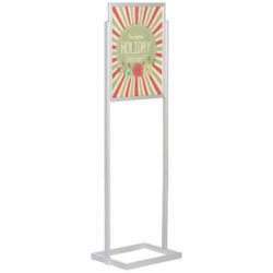 Portable Eco Infoboard Display Stand