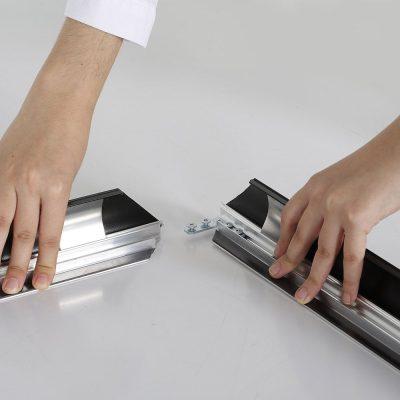 Portable-Snap-Poster-Frame-1.77-inch-Black-Mitered-Corner