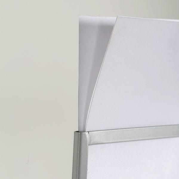 Floor-Sign-Holder-Grey-Landscape-8.5x11-12
