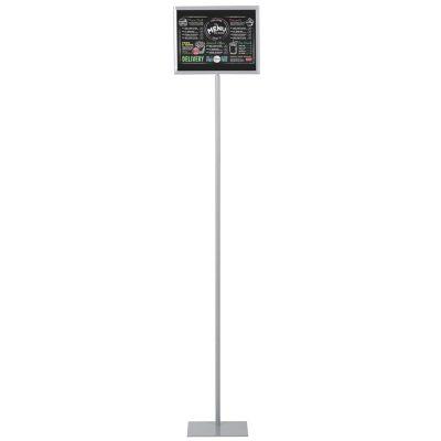Floor-Sign-Holder-Grey-Landscape-8.5x11-14