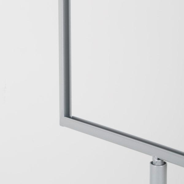 Floor-Sign-Holder-Grey-Landscape-8.5x11-8