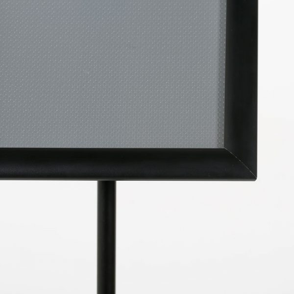 Floor-Sign-Stand-Holder-With-Telescoping-Pole-Black-Snap-Frame-11x17-09