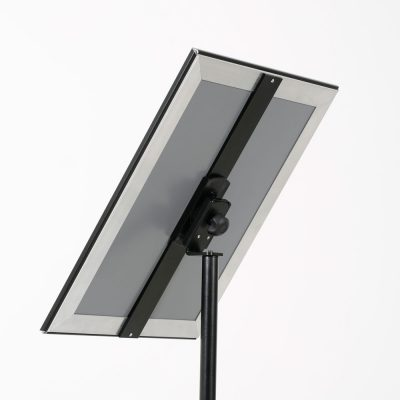 Floor-Sign-Stand-Holder-With-Telescoping-Pole-Black-Snap-Frame-8.5x11-02