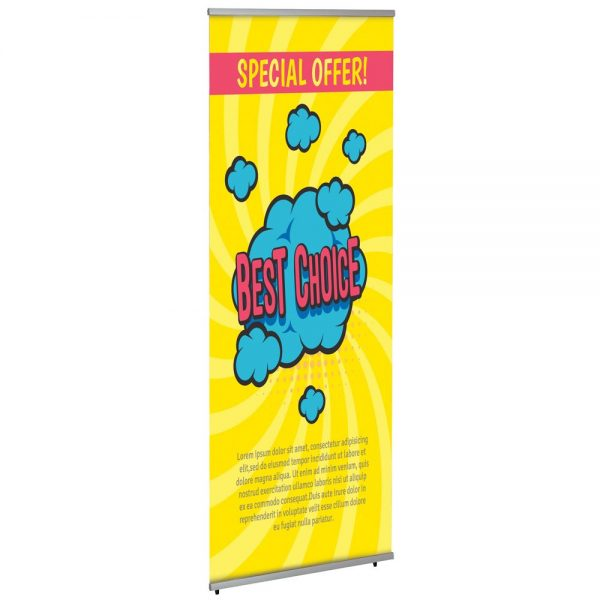 Quick Banner Single sided 39-1