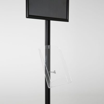 free-standing-stand-in-black-color-with-1-x-11X17-frame-in-portrait-and-landscape-and-1-x-8.5x11-clear-shelf-in-acrylic-single-sided-14