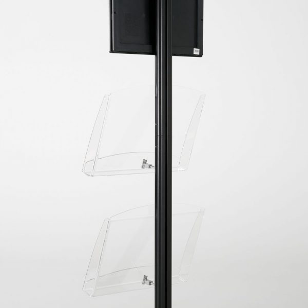free-standing-stand-in-black-color-with-1-x-11X17-frame-in-portrait-and-landscape-and-2-x-8.5x11-clear-shelf-in-acrylic-single-sided-15