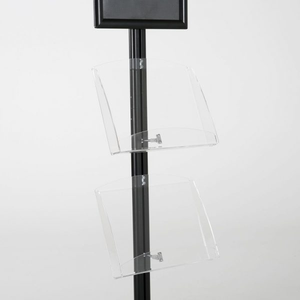 free-standing-stand-in-black-color-with-1-x-11X17-frame-in-portrait-and-landscape-and-2-x-8.5x11-clear-shelf-in-acrylic-single-sided-16