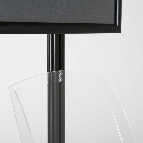 free-standing-stand-in-black-color-with-1-x-11X17-frame-in-portrait-and-landscape-and-2-x-8.5x11-clear-shelf-in-acrylic-single-sided-9