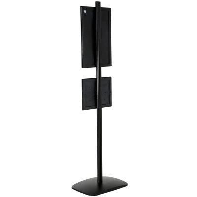 free-standing-stand-in-black-color-with-1-x-11x17-frame-and-1-x-8.5x11-frame-in-portrait-and-landscape-position-single-sided-11