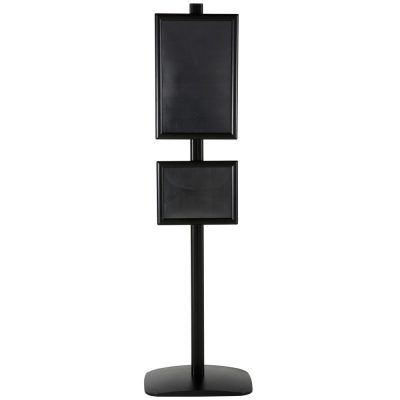 free-standing-stand-in-black-color-with-1-x-11x17-frame-and-1-x-8.5x11-frame-in-portrait-and-landscape-position-single-sided-15