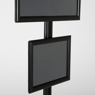 free-standing-stand-in-black-color-with-1-x-11x17-frame-and-1-x-8.5x11-frame-in-portrait-and-landscape-position-single-sided-7