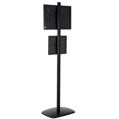 free-standing-stand-in-black-color-with-1-x-11x17-frame-and-1-x-8.5x11-frame-in-portrait-and-landscape-position-single-sided-9