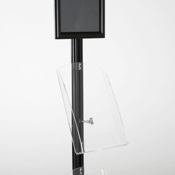 free-standing-stand-in-black-color-with-1-x-8.5X11-frame-in-portrait-and-landscape-and-2-x-8.5x11-clear-shelf-in-acrylic-single-sided-7