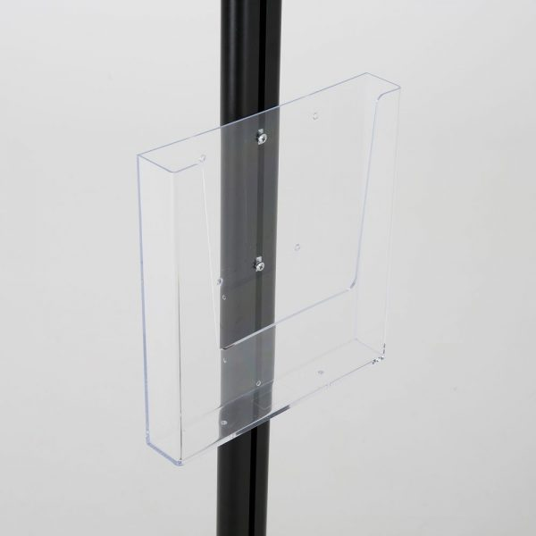 free-standing-stand-in-black-color-with-1-x-8.5x11-frame-in-portrait-and-landscape-and-1-x-8.5x11-clear-pocket-shelf-single-sided-11