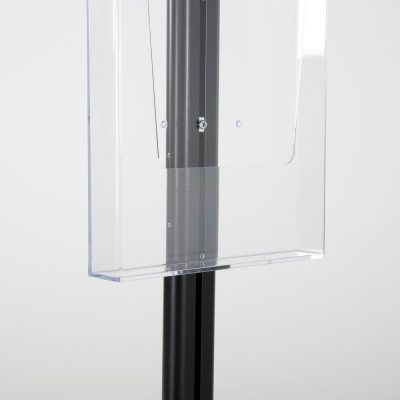 free-standing-stand-in-black-color-with-1-x-8.5x11-frame-in-portrait-and-landscape-and-1-x-8.5x11-clear-pocket-shelf-single-sided-12