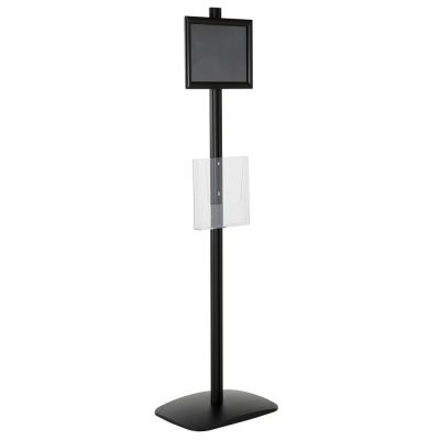 free-standing-stand-in-black-color-with-1-x-8.5x11-frame-in-portrait-and-landscape-and-1-x-8.5x11-clear-pocket-shelf-single-sided-14