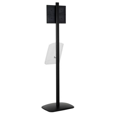 free-standing-stand-in-black-color-with-1-x-8.5x11-frame-in-portrait-and-landscape-and-1-x-8.5x11-clear-shelf-in-acrylic-single-sided-14